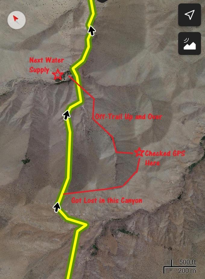 Death Valley Lost