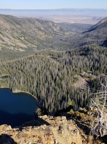 Colorado Bighorn lake 2018