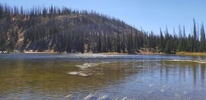 Colorado North Lake 2018