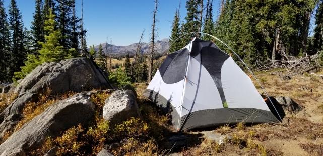 Colorado Wyoming Camping 2018
