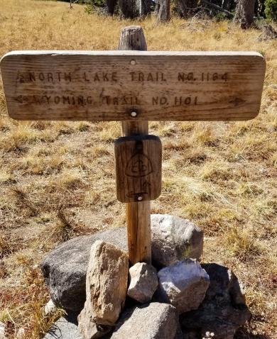 Colorado Wyoming Trail Head 2018