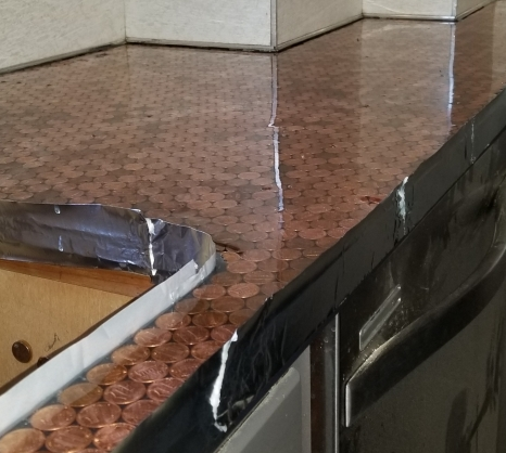 Countertops Epoxy Edge Tape 2018